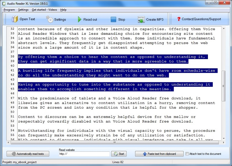 New Text To Speech Software For Amateurs And Professionals